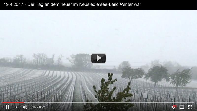april schnee