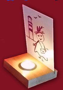 pimpi-teelicht