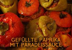 gefuellte paprika