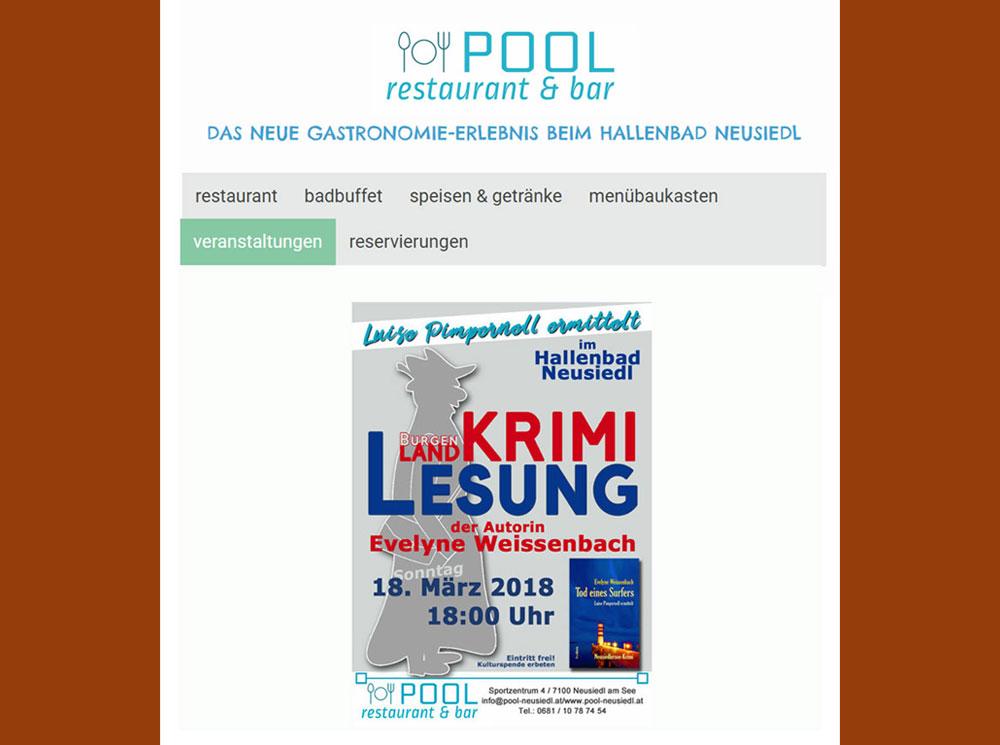 homepage pool